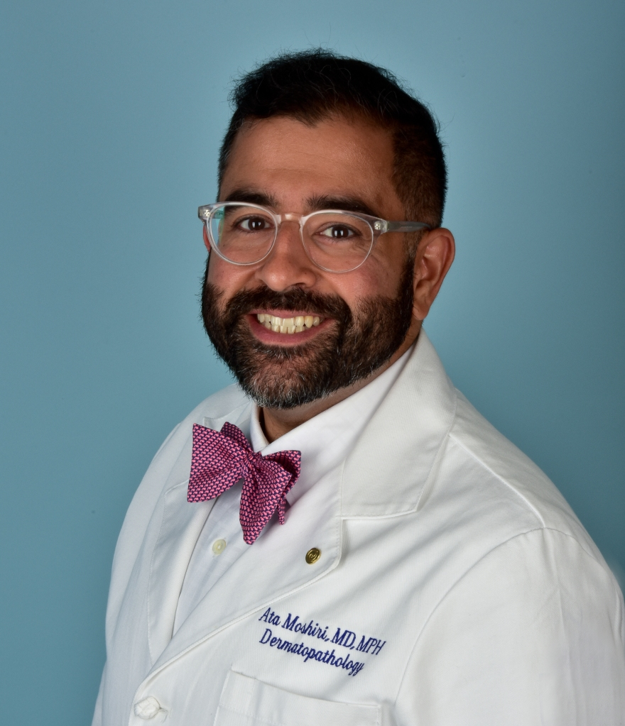 Headshot of Ata Moshiri, MD